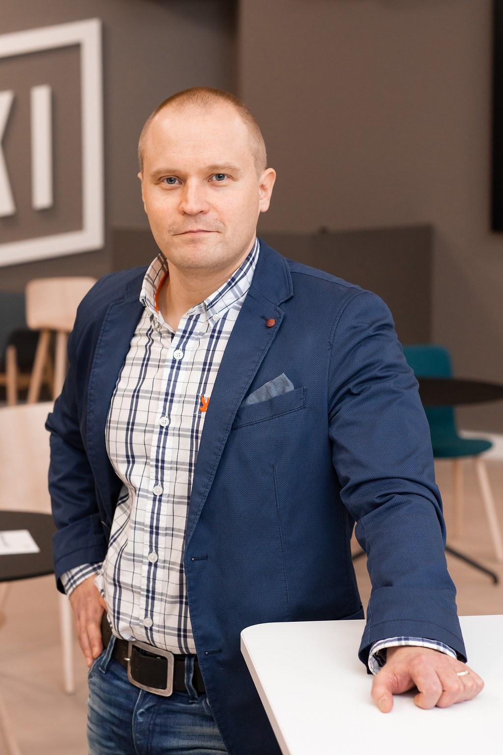 Antti Mikkola Linnan Kehitys Oy
